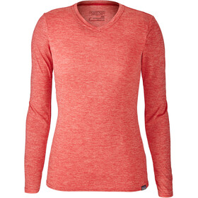 Patagonia Capilene Daily Underwear Women red